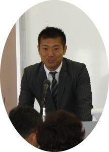 九州支部長あいさつ